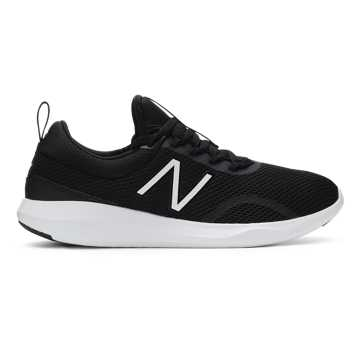 New Balance Coast系列女款跑步运动鞋, 黑色