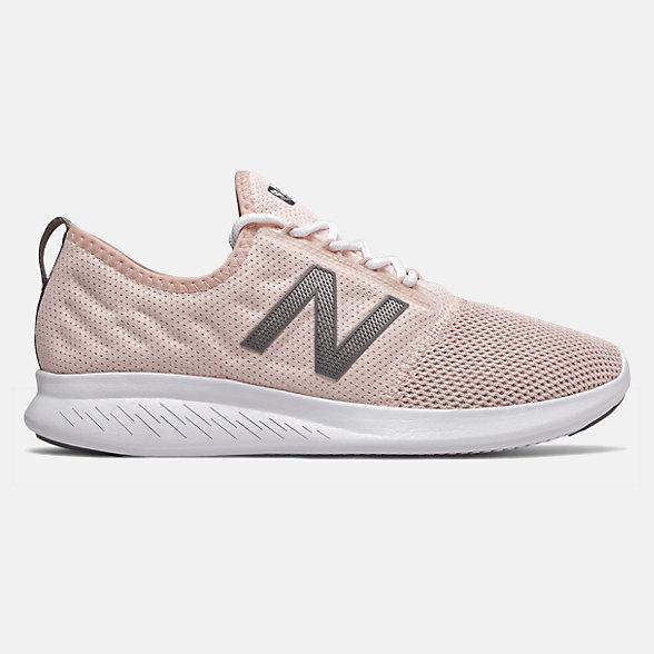 New Balance Fuel系列女款跑步鞋 舒适包裹 轻量缓震, WCSTLSA4