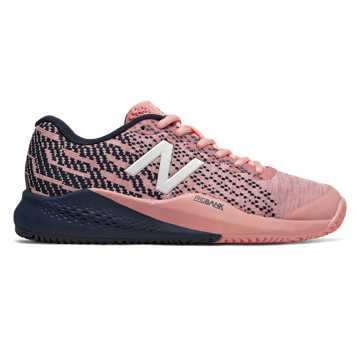 New Balance Clay 996v3, White Peach with Pigment