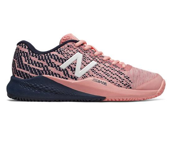 Chaussure de tennis femme New Balance orange taille 7.5