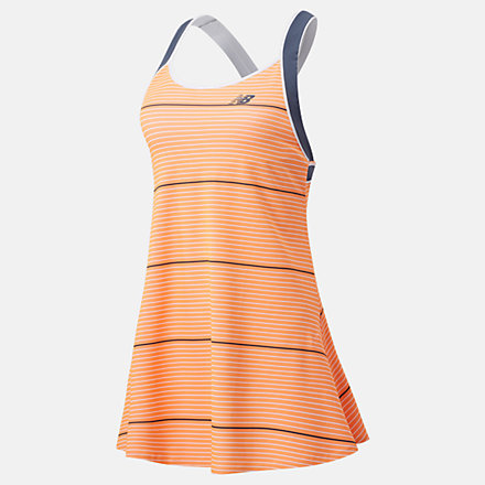 New Balance Printed Tournament Dress, WD01431AUS image number null
