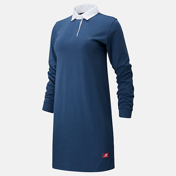New Balance NB Athletics Prep Polo Dress, WD01501SNB