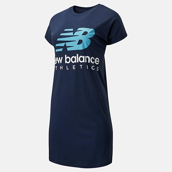 New Balance Essentials Icon T Dress, WD01502NGO