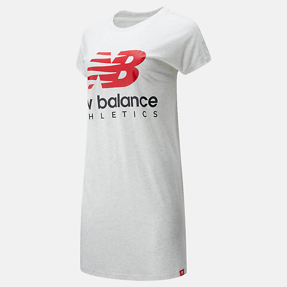New Balance Essentials Icon T Dress, WD01502SAH