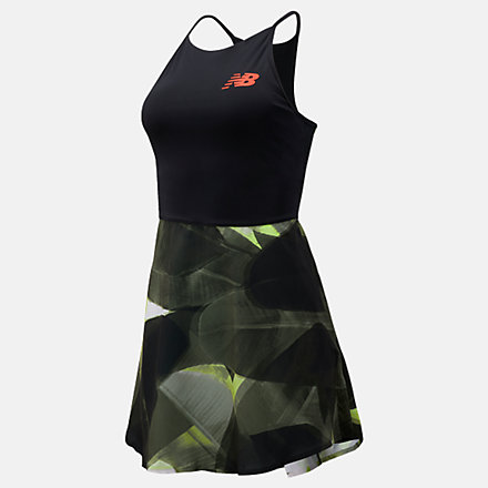 NB Tournament Pleated Dress, WD11437MLT image number null