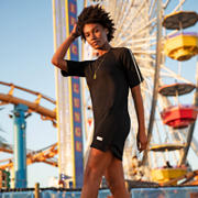 New Balance NB Athletics Tee Dress, Black