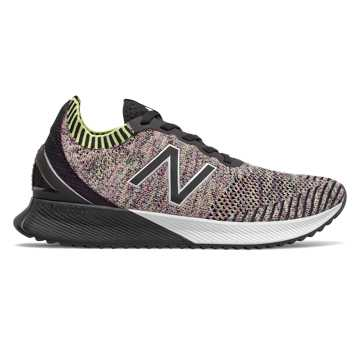 New Balance FuelCell Echo, Plum with Bali Blue & Ginger Pink