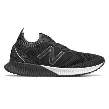 New Balance Women's FuelCell Echo, Black with Magnet & White