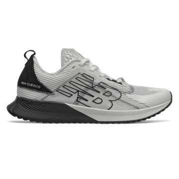 New Balance FuelCell Echolucent, White with Black