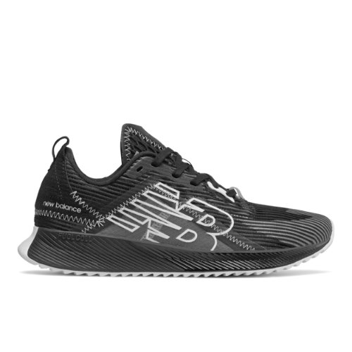 New Balance FuelCell Echolucent - Mujeres EU 38.5, Black/White