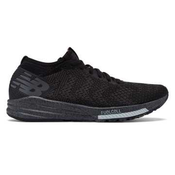New Balance FuelCell Impulse NYC Marathon, Black with Copper