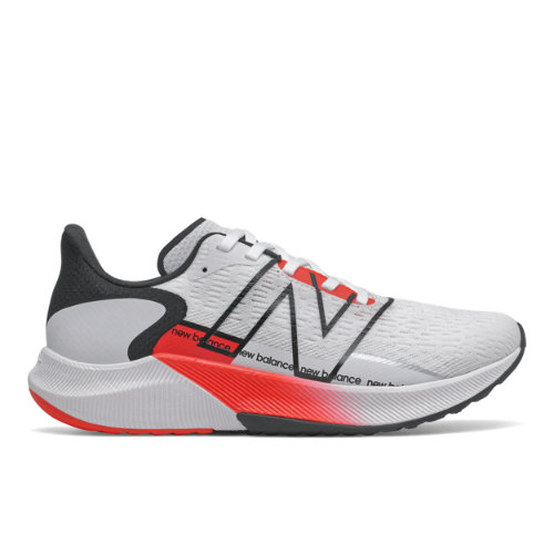 New Balance FuelCell Propel v2 - Mujeres EU 41.5, White/Red