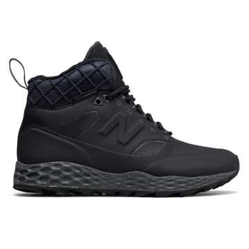 New Balance Fresh Foam 710 Boot, Black