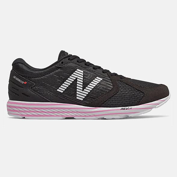 New Balance Hanzo R V2系列女款跑步运动鞋, WHANZRF2