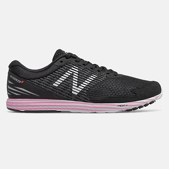 New Balance Hanzo S V2 系列女款竞速跑步运动鞋, WHANZSF2