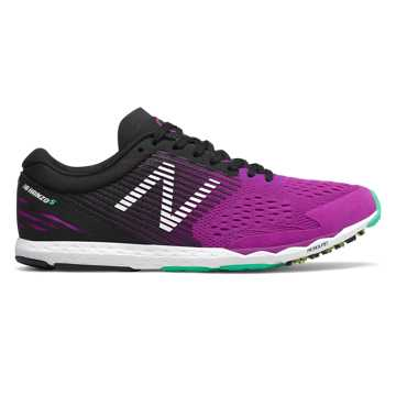 New Balance Hanzo S v2, Voltage Violet with Black
