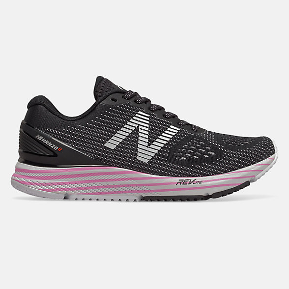 New Balance Hanzo U V2 系列女款跑步运动鞋, WHANZUF2