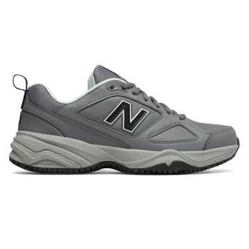 1e423091edf09 New Balance Slip Resistant 626v2, Grey with Navy. QUICKVIEW. Slip Resistant  626v2. Women's Work Shoes
