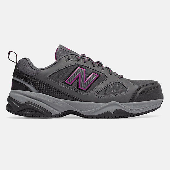 New Balance Steel Toe 627v2 Leather, WID627P2