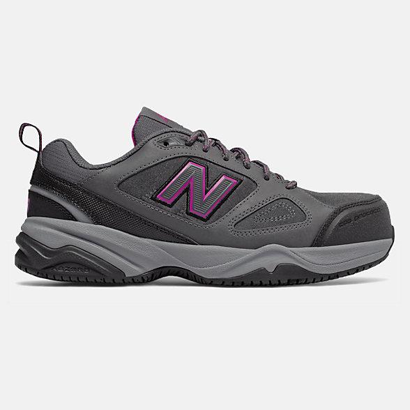 New Balance Steel Toe 627v2 Leather, WID627P2