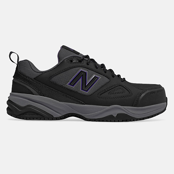 New Balance Steel Toe 627v2 Leather, WID627R2