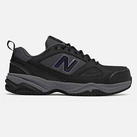 New Balance Steel Toe 627v2 Leather, WID627R2 image number null