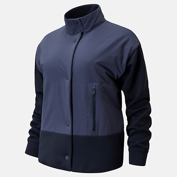 New Balance Determination Resilience Jacket, WJ01100ECL