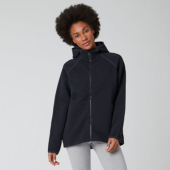 New Balance Transform En Route Jacket, WJ01135BK