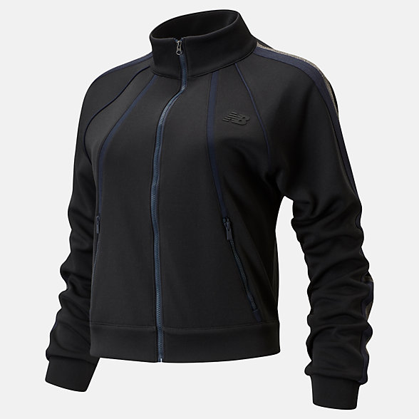 New Balance Transform Jacket, WJ01136BK