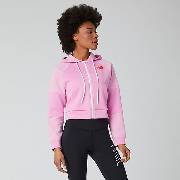 New Balance Achiever Full Zip, WJ01150CYK