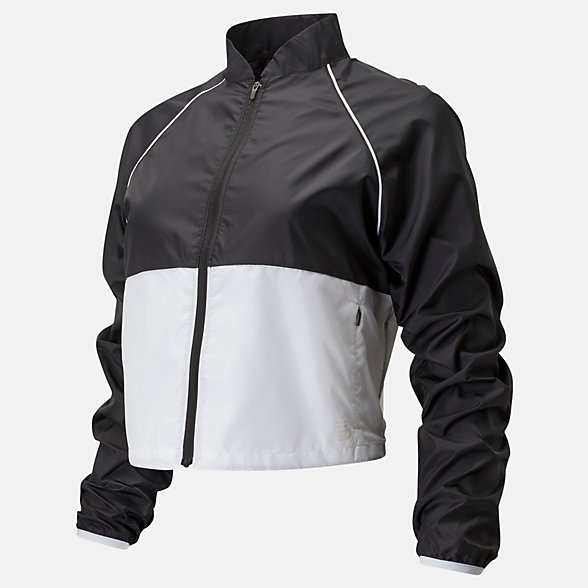 New Balance Veste Fast Flight, WJ01200BKW