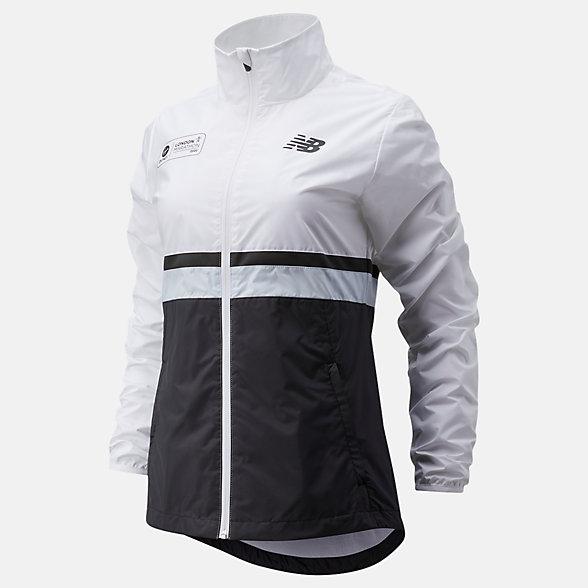NB London Marathon Jacket, WJ01200DMND