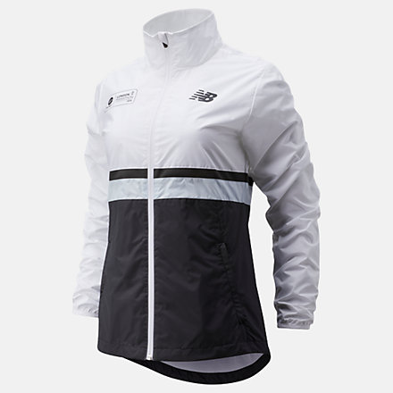 NB London Marathon Jacket, WJ01200DMND image number null