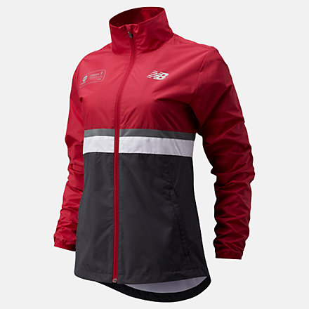 NB London Marathon Jacket, WJ01200DNCR image number null