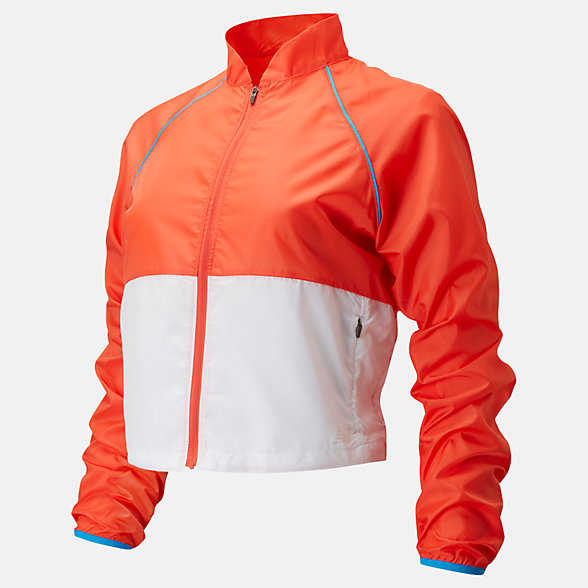 NB Fast Flight Jacket, WJ01200TOR