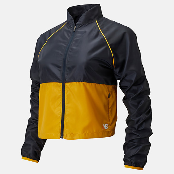 New Balance Fast Flight Jacket, WJ01200VGL
