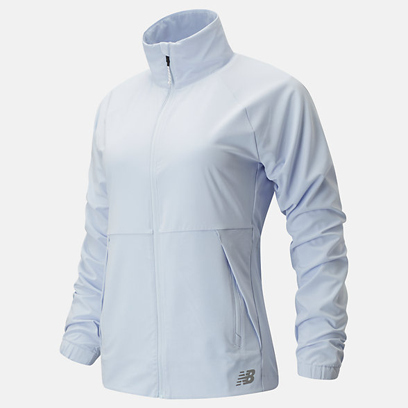 New Balance Impact Run Jacket, WJ01236MND
