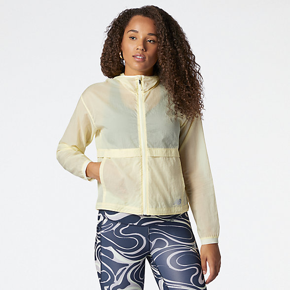 NB Impact Run Light Pack Jacke, WJ01237CYW