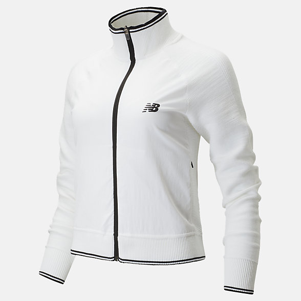 New Balance Archive Run Jacket, WJ01282WT