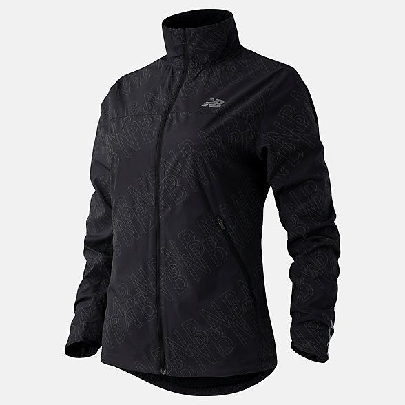 New Balance Accelerate Protect Jacket Reflective, WJ03209BPT