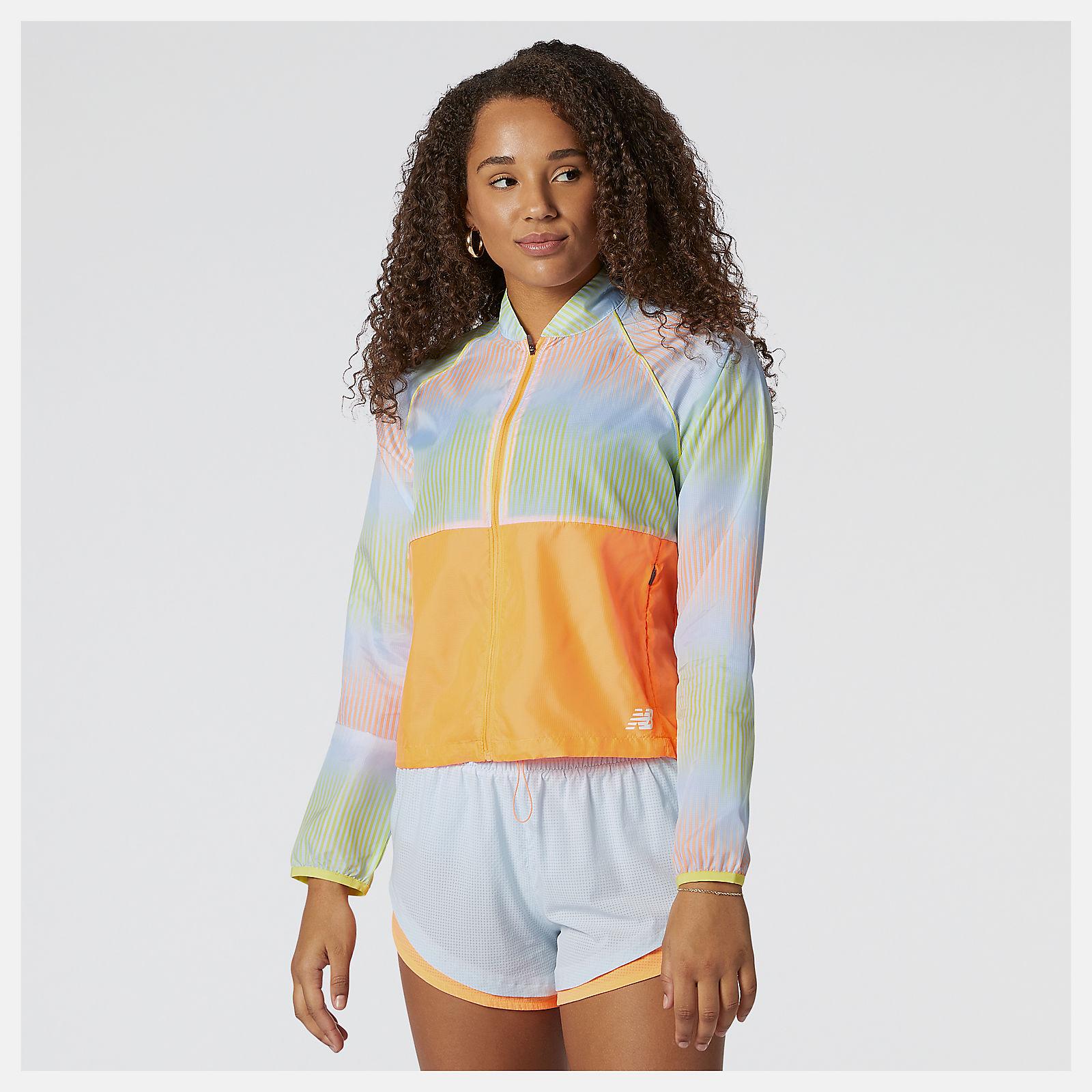 womens new balance clothing