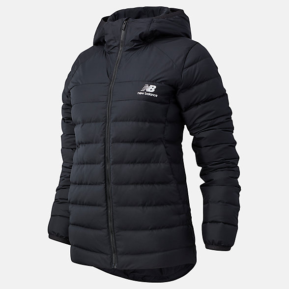NB NB Athletics Terrain Down Jacket, WJ03515BK