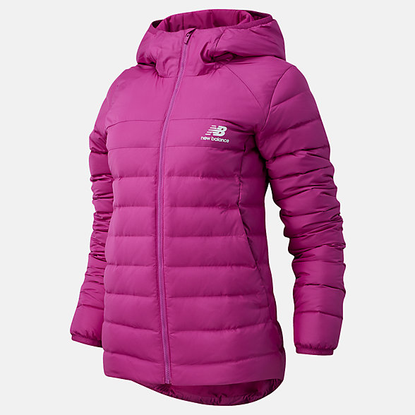 NB NB Athletics Terrain Down Jacket, WJ03515JJL