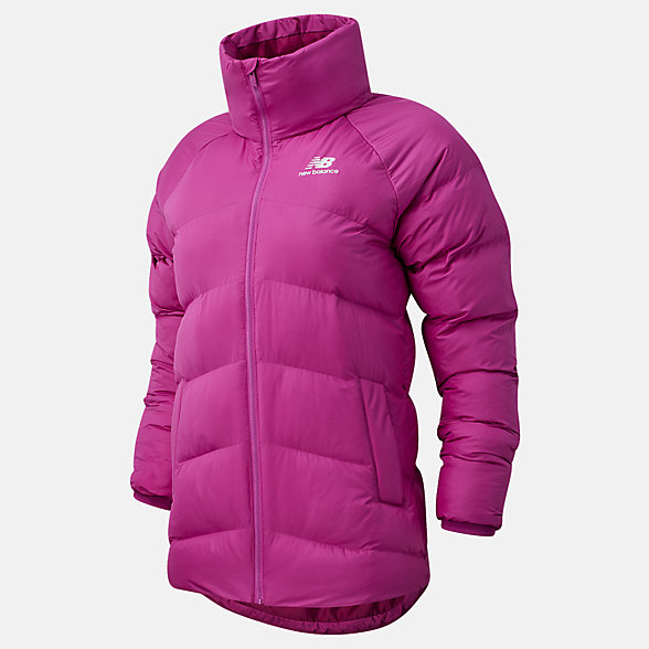 NB NB Athletics Terrain Mid Synthetic Fill Jacket, WJ03521JJL