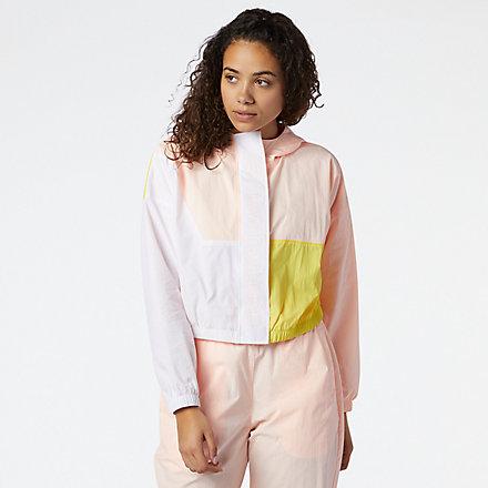 New Balance Sport Style Optiks Jacket, WJ11506CDP image number null