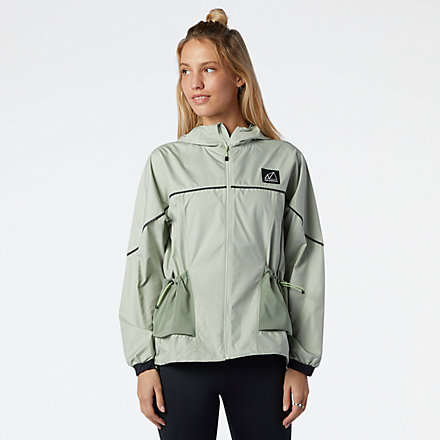 New Balance NB All Terrain Jacket, WJ11590SP4 image number null