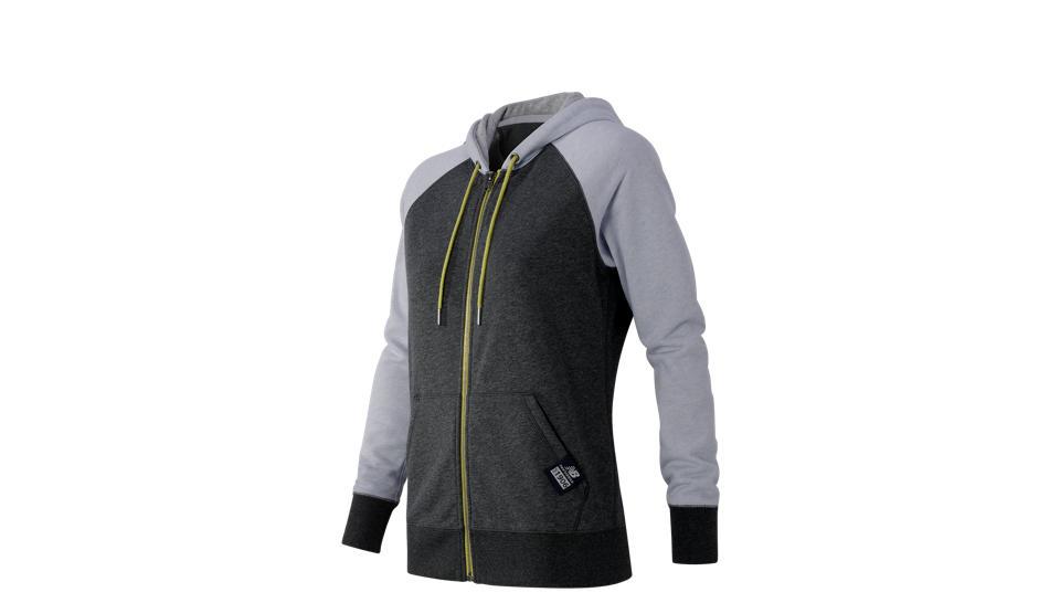 Essentials Plus Full Zip Fleece Hoodie