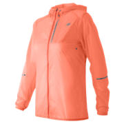 New Balance Lite Packable Jacket, Bleached Sunrise