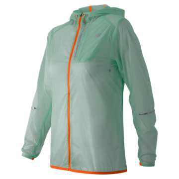 New Balance Lite Packable Jacket, Water Vapor