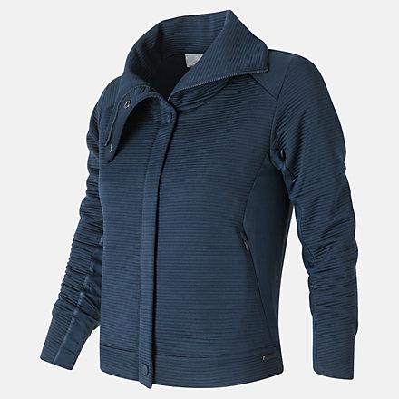 New Balance Newbury Jacket, WJ63108GXY image number null